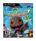 *NEW* LITTLE BIG PLANET 2 -- SPECIAL EDITION (SONY PLAYSTAION 3, 2011)