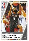 2018-19 Panini NBA Stickers Collection Basketball Cards 13