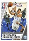 2018-19 Panini NBA Stickers Collection Basketball Cards 16