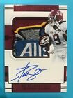 Bo Scarbrough 2018 National Treasures Collegiate RPA BOWL Patch Auto SSP 3 5🔥