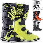 FLY MX Racing Maverik Motocross Boots Dirt Bike Riding ATV Adult Youth Kids 2018