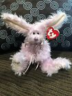 Vintage April Showers Lavender Bunny Original Beanie Baby Ty Retired