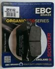 Kymco Xciting 250 250i 2003 - 2008 EBC FRONT Disc Brake Pads SFA142