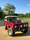 1969 Ford Bronco Cobra Immaculately Restored 1969 Ford Bronco