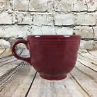 Fiestaware Fiesta by Homer Laughlin Plum Purple Coffee Mug Tea Cup