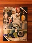 2010 Panini Gridiron Gear TONY ROMO Autograph Card TRUE 1 1