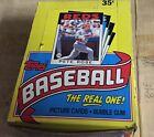 1986 Topps Baseball Wax Box 36ct 15 cards a pack (d)