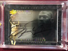 Michael Jordan 2014 Upper Deck Exquisite Collection Tar Heels Shadow Box Auto