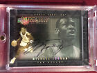 Michael Jordan 2013 Upper Deck Exquisite Collection Tar Heels Shadow Box Auto