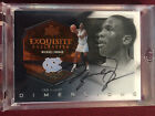 Michael Jordan 2013 Upper Deck Exquisite Collection Dimensions Shadow Box Auto
