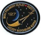 NASA SPACE SHUTTLE STS 127 MISSION PATCH