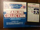1993 Mark McGwire Headline Collection Starting Lineup