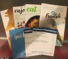 Weight Watchers FREESTYLE Welcome Kit Items + Pocket Guide + 3 Trackers