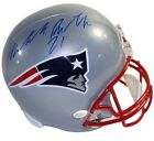 Malcolm Butler Autographed Signed New England Patriots Full Size Helmet! Steiner