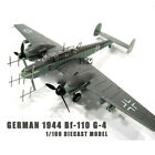 GERMAN 1944 Bf 110 G 4 1 100 diecast plane model aircraft AMER
