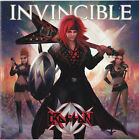 CROSSON - INVINCIBLE CD STEEL PANTHER/KISS/MOTLEY CRUE