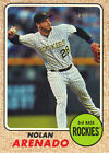 Full 2017 Topps Heritage Baseball Variations Checklist and Gallery 3