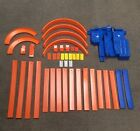 Hot Wheels Track Lot straightaways curves and loops toy cars Fast Ship
