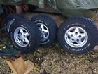 265 75 16 land rover discovery 1 defender wheels and tyres