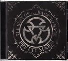PRETTY MAIDS / THE BEST OF BACK TO BACK JAPAN CD OOP