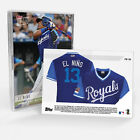 2018 Topps Now MLB Players Weekend Baseball Cards - Jersey Relics 18