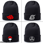 Anime Naruto0 Fairy Tail Adult Casual Winter Knit Cap Beanie Warm Cap Hats