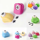 Snowflake Mini Paper Hole Punch Cutter Printing Paper Shaper Scrapbook Card Xmas