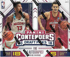 2018-19 Contenders Draft Picks Basketball Sealed Hobby Box Rookies 6 Auto's