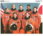 STS 47 MISSION CREW NASA OFFICIAL RELEASED 8 X 10 PHOTO LITHO