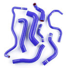 98 06 Audi A3 S3 TT MK1 18T 225HP Silicone Radiator Water Hose Pipe Set Blue