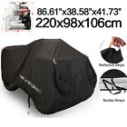 XXL Waterproof Full ATV ATC Cover 4 Wheel for Polaris Honda Yamaha Can-Am Suzuki