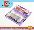 1977 DUCATI 500 GTV PANTAH - REAR S33 CERAMIC CARBON BRAKE PADS - 1 PAIR