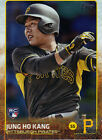 Jung-ho Kang Rookie Cards Guide and Checklist 23
