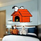 Snoopy Charlie brown Woodstock Window Decal WALL STICKER Home Decor Art Mural