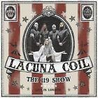 LACUNA COIL - THE 119 SHOW - LIVE IN LONDON (LTD. BLU-RAY+DVD+2CD DIGIPAK) (C...