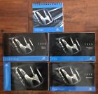 2006 Honda Civic Coupe Owner Owner's Manual Set User Guide DX LX EX Si 1.8L 2.0L