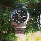 Longines Conquest Men's Divers S/Steel Watch 41mm with Box L@@k