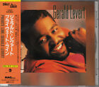 GERALD LEVERT / PRIVATE LINE JAPAN CD OOP W/OBI