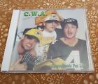 CWA Cheeseheads With Attitude (CD, 1997) For Life Green Bay Packers