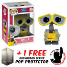 Funko Pop Wall-E Vinyl Figures 16