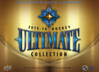 2015-16 Upper Deck Ultimate Collection Hockey Hobby Box FACTORY SEALED- MCDAVID?