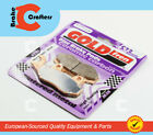 1996 TRIUMPH TROPHY 1200 - REAR GOLDFREN S33 CERAMIC CARBON BRAKE PADS - 1 PAIR