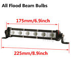 71320253238 Inch Single Row Slim Led Work Light Bar For Car Off Road Truck