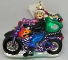 Christopher Radko Special Delivery Mrs. Harley Clause Ornament 1999 NWT