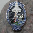 NASA Space Shuttle STS 116 Discovery ISS Station Crew Change Mission Pin Badge
