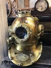 Diving Helmet Boston Navy Mark V Sea Scuba Divers Marine Helmet Vintage 18