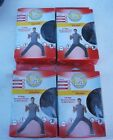 Lot of 4 The Biggest Loser Total Body Bands Exercise Resistance