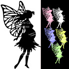 Pregnant Baby Mom 1 Fairy Die Cut Embellishment Baby Shower Card Lantern Party