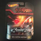 Hot Wheels Retro Entertainment 2014 Custom Mustang