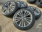 18 Kia Stinger OEM 2018 2019 2020 wheels rims tires 2016 2017 Soul Optima 74771